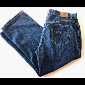 Vintage Tommy Hilfiger Mid Hi Rise Jeans Size 14